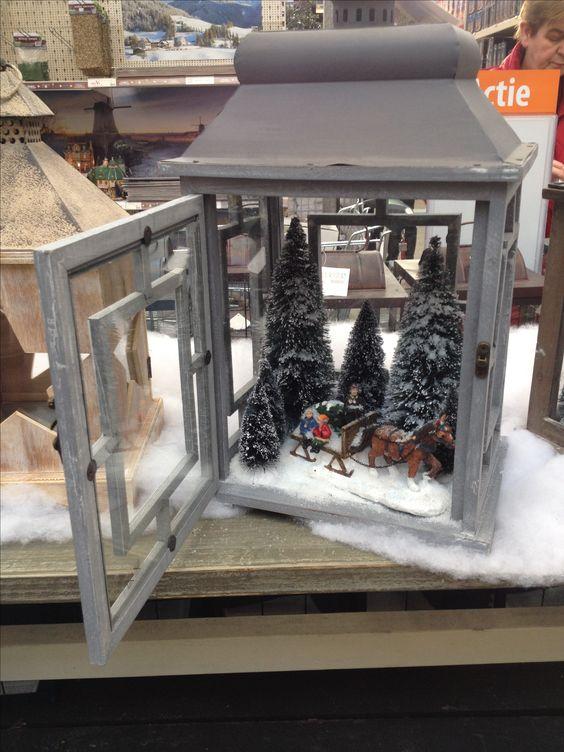 Centros de mesa navideño con piñas preciosos 33