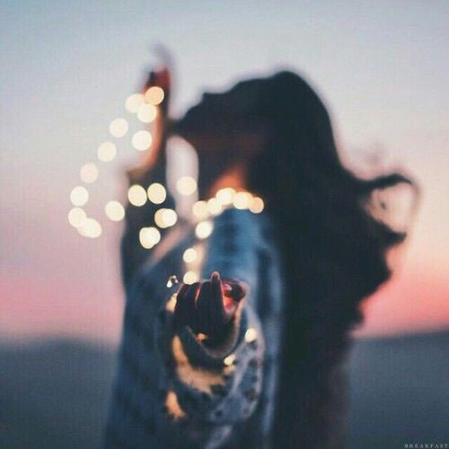 20 Ideas para tomar fotos únicas con luces de navidad 4