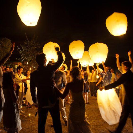 ¿Cómo hacer un globo de cantoya o globos de luz? Guía paso a paso 9