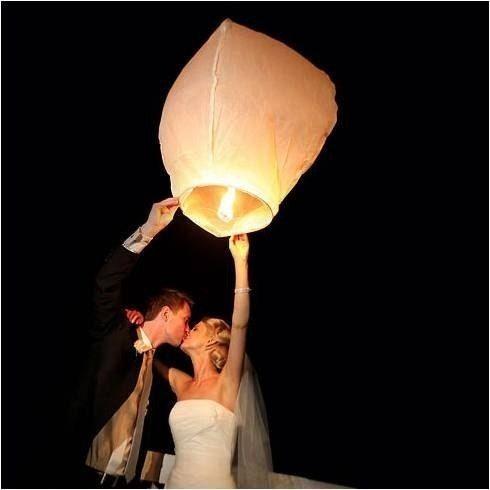 ¿Cómo hacer un globo de cantoya o globos de luz? Guía paso a paso 11