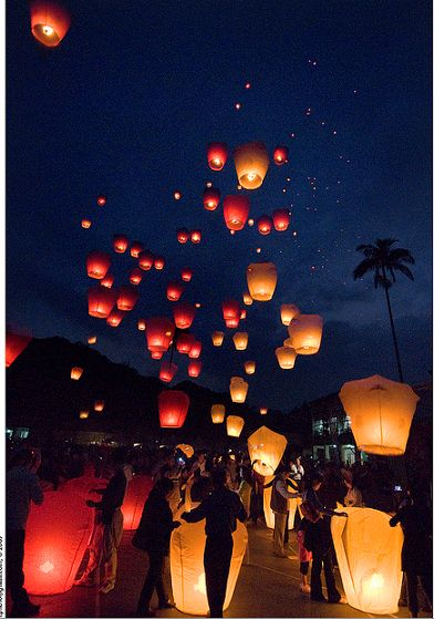 ¿Cómo hacer un globo de cantoya o globos de luz? Guía paso a paso 12