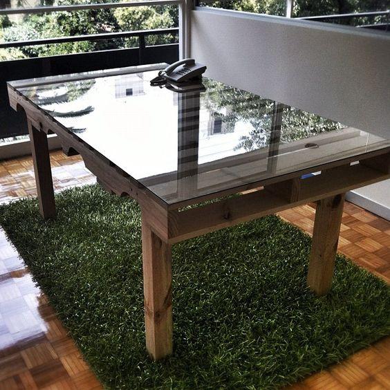 30 Diseños de muebles de palets para tu jardín 7