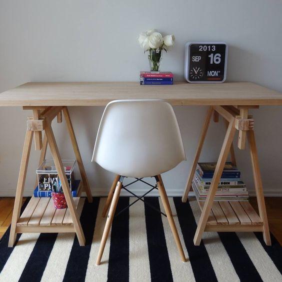 50 Ideas de Mesas de Palet y Tutorial sobre ¿Cómo hacerlas? 34