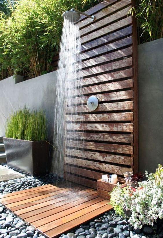 30 Diseños de muebles de palets para tu jardín 28