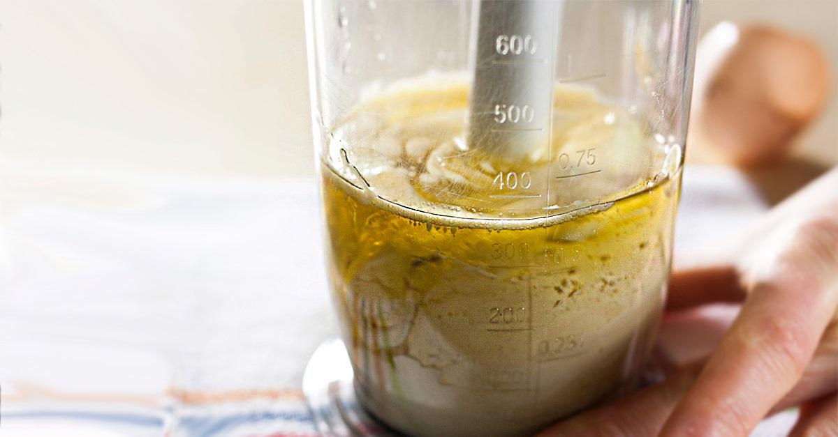 Cómo hacer mayonesa casera sin morir en el intento 1
