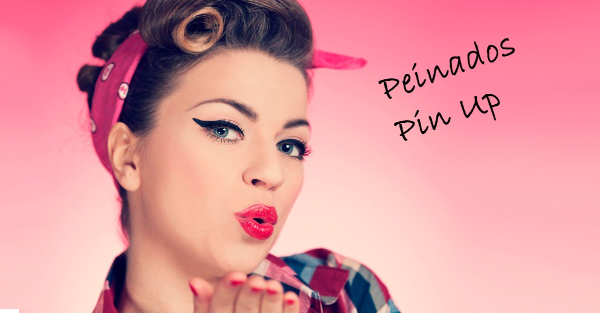 La Mega Guía de los Peinados Pin Up con fotos y videos 4