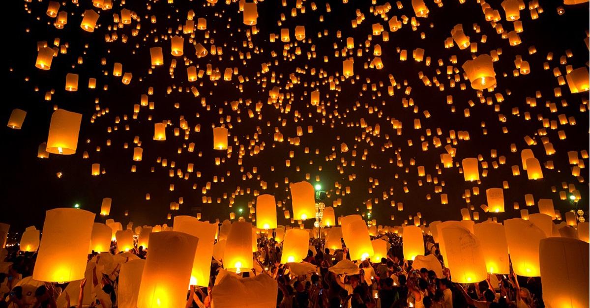 ¿Cómo hacer un globo de cantoya o globos de luz? Guía paso a paso 2