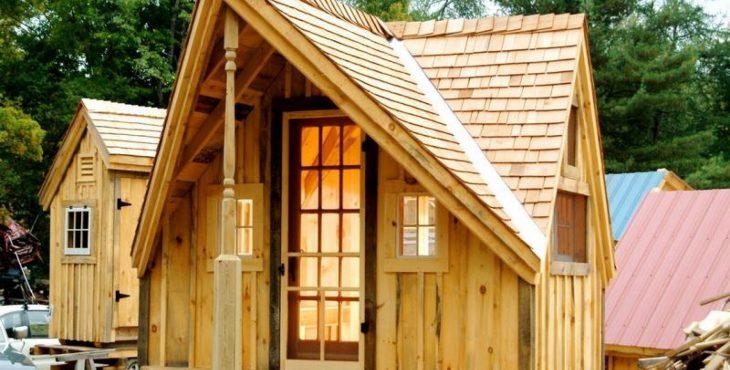 Geniales ideas para hacer Casas de Palets 8