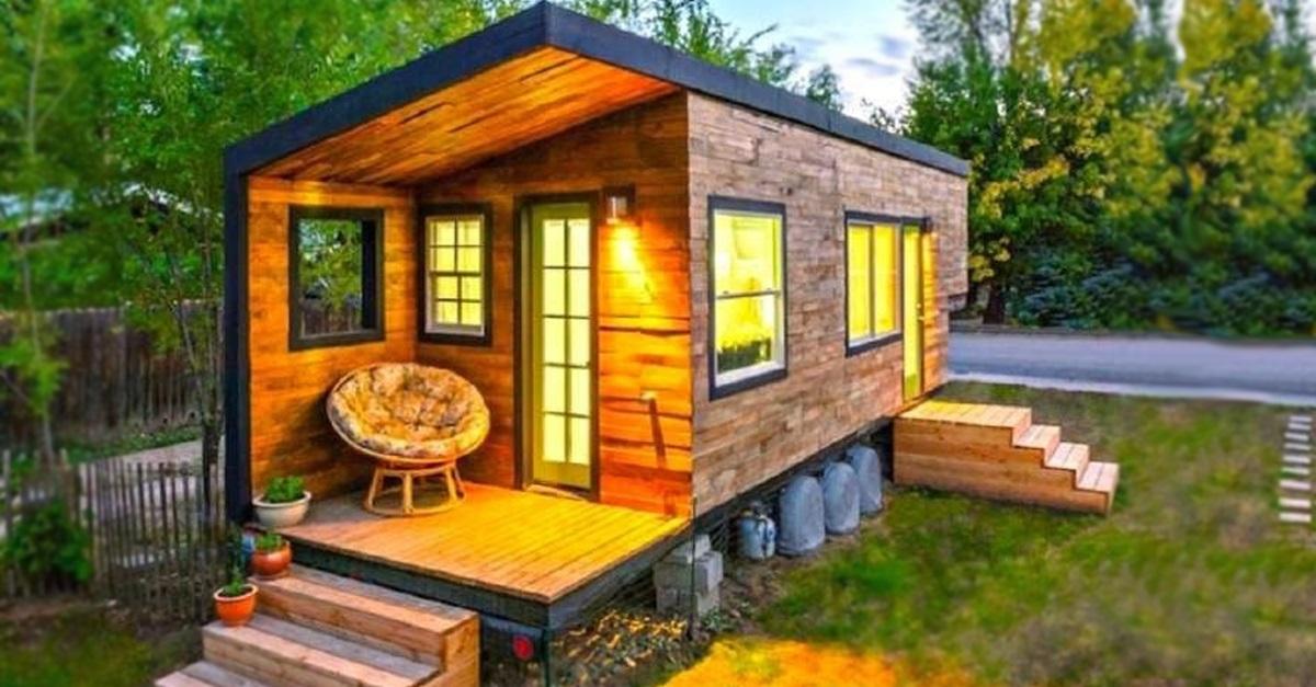 Geniales ideas para hacer Casas de Palets 47