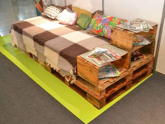 30 Ideas De Sillones Y Sofas De Palets Muy Originales Ideas Creativas - Muebles-de-palets-paso-a-paso