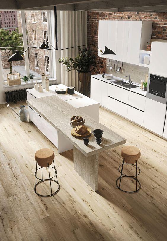 Tipos de materiales para muebles de cocina: Tips para elegir 3