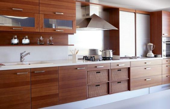 Tipos de materiales para muebles de cocina: Tips para elegir 6