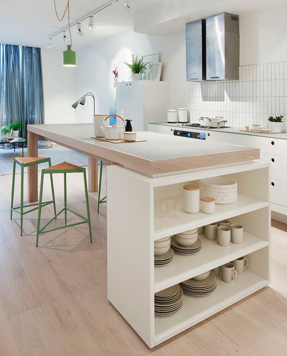 Tipos de materiales para muebles de cocina: Tips para elegir 2