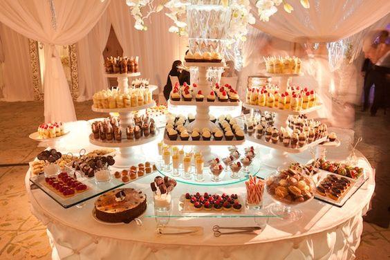 Excelentes ideas de centros de mesa con dulces 11