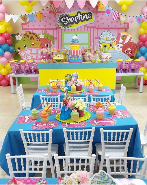 Excelentes ideas de centros de mesa con dulces 17