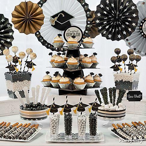 Excelentes ideas de centros de mesa con dulces 20