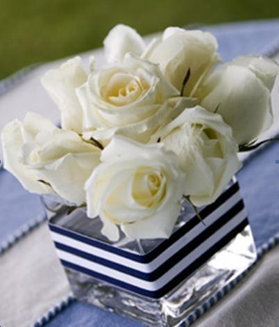 Centros de mesa con flores. Elegantes y exclusivos 12
