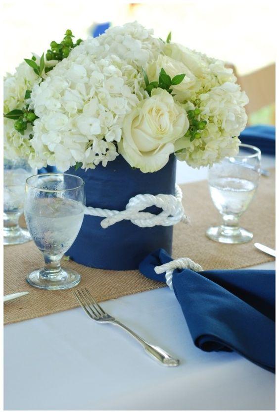 Centros de mesa con flores. Elegantes y exclusivos 13