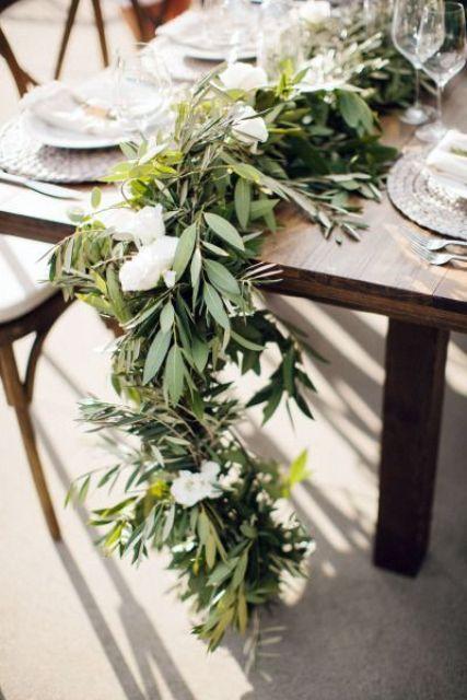 +25 Centros de Mesa con flores naturales que todos podemos hacer 3