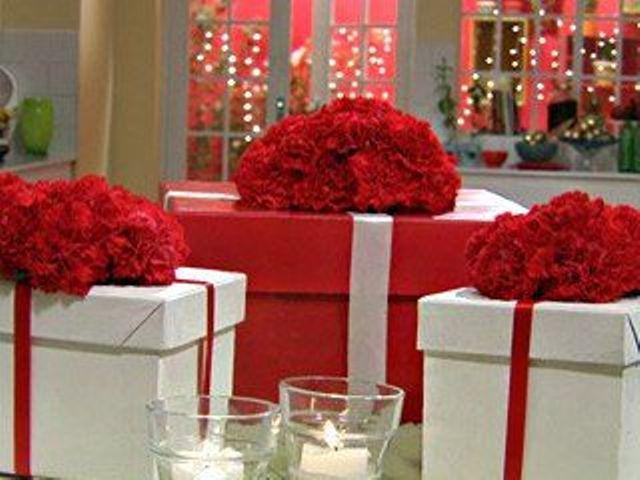 +25 Centros de Mesa con flores naturales que todos podemos hacer 9