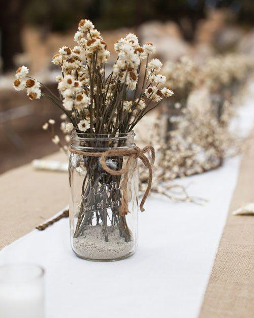 Centros de mesa con flores. Elegantes y exclusivos 9